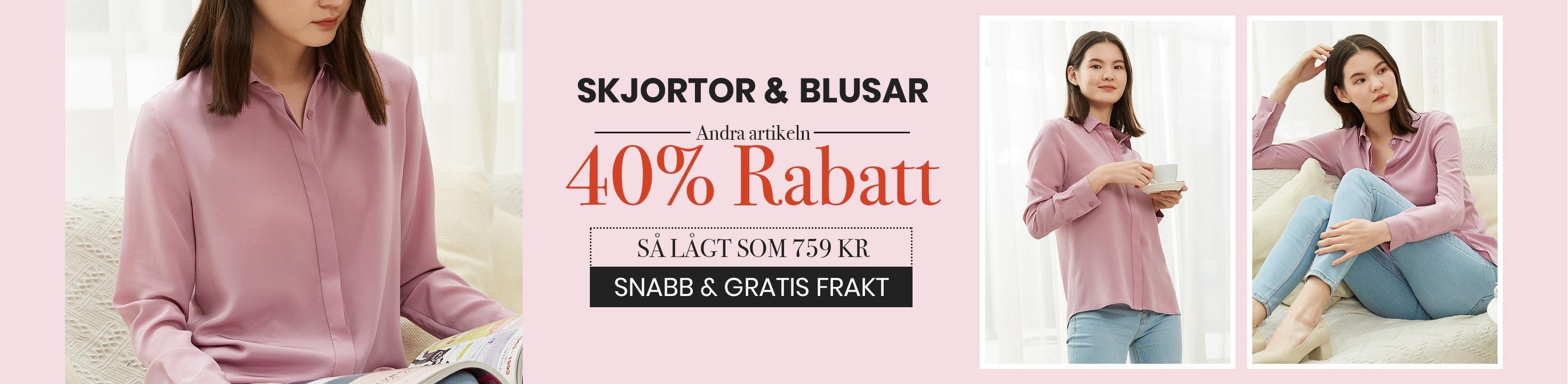 Skjortor & Blusar