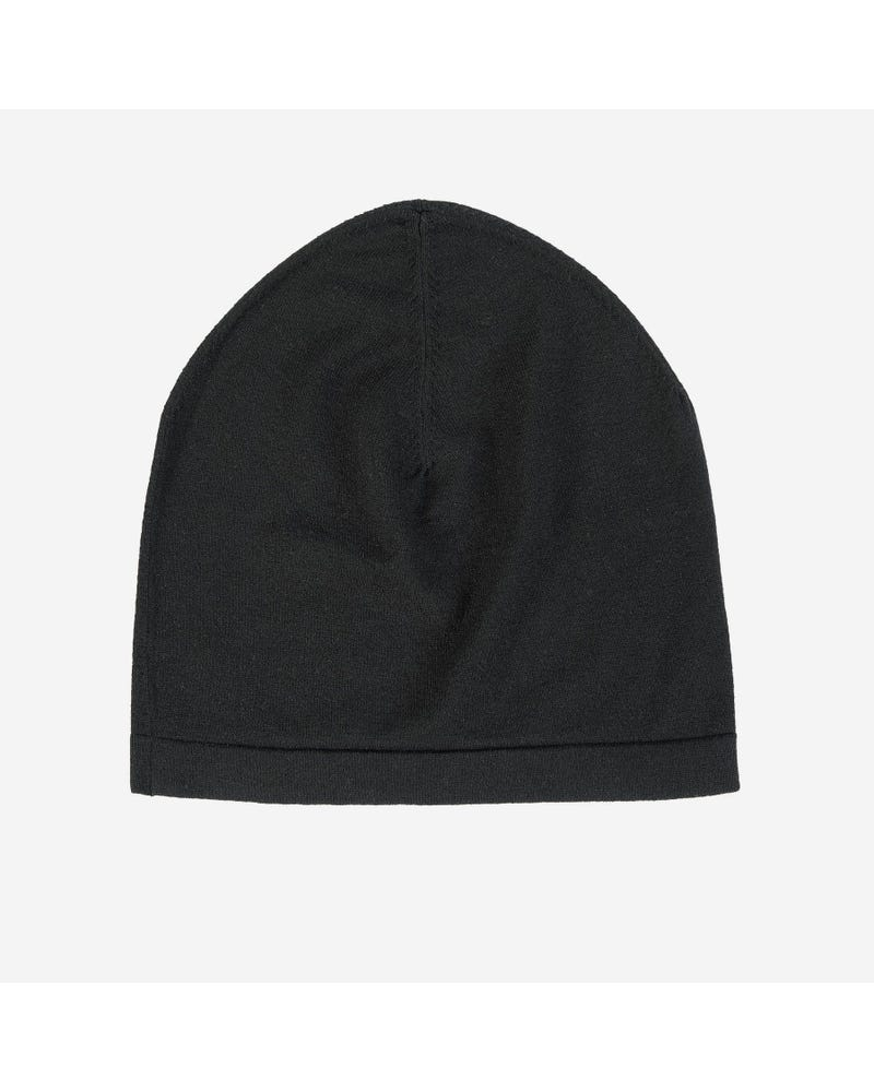 Basic Soft Silk Knitted Dome hat