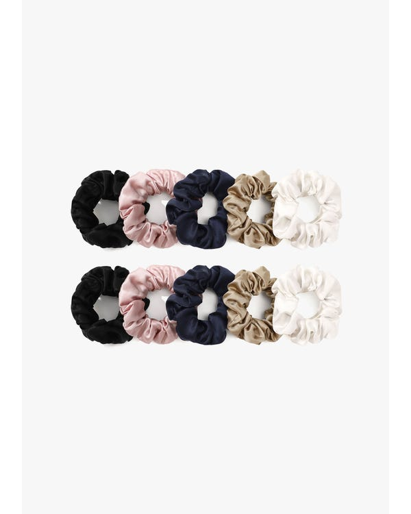 Soft Silk Medium Scrunchie