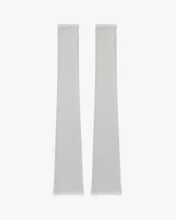 Elastiska Silke Stickad Skyddsärmar