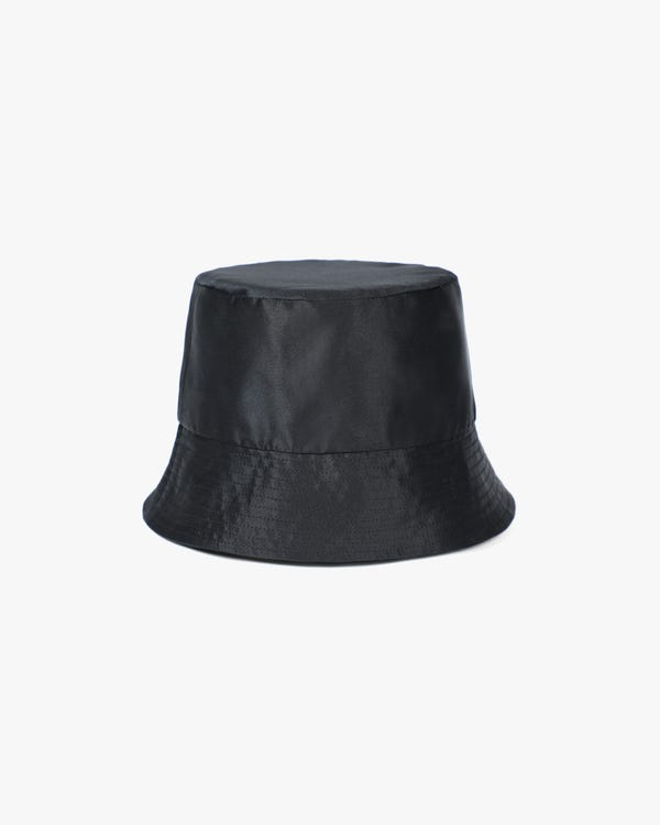 Womens Pure Silk Bucket Hat