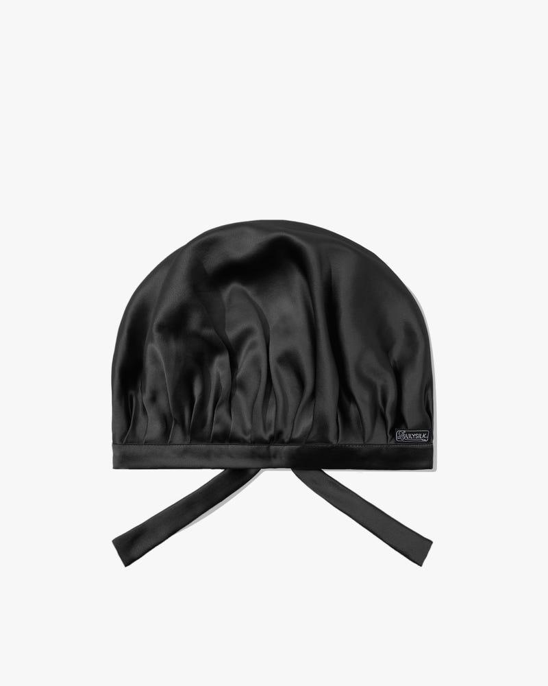Silk Sleeping Cap Concise Style