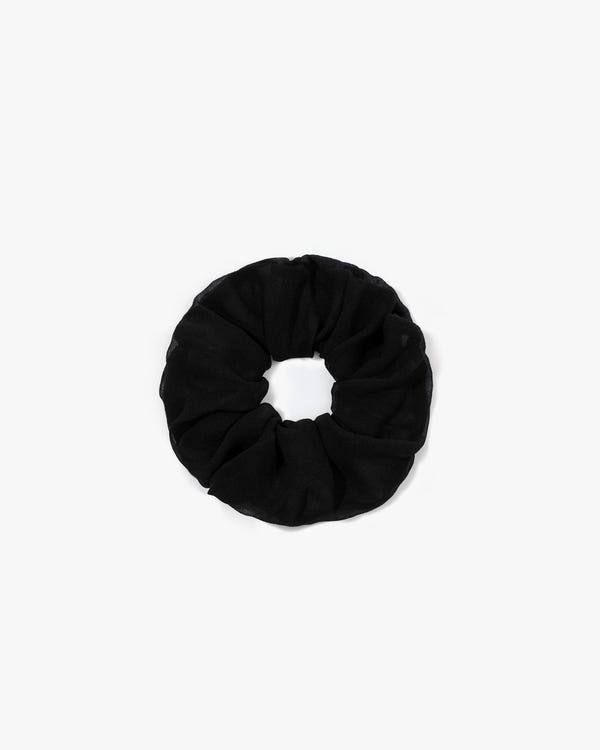 Spring and Summer Light Silk Scrunchie-hover