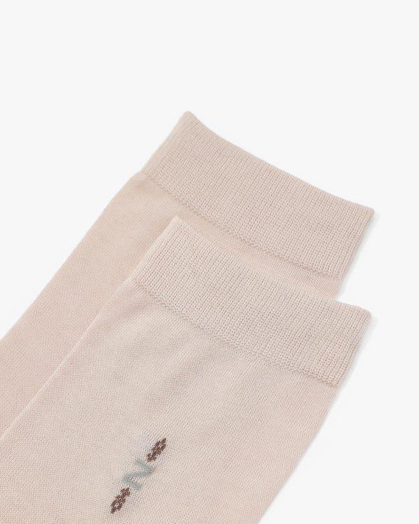 2 Pack Skin-friendly Men's Silk Socks-hover