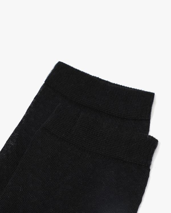 Ultrathin Mesh Knit Silk Women Socks-hover