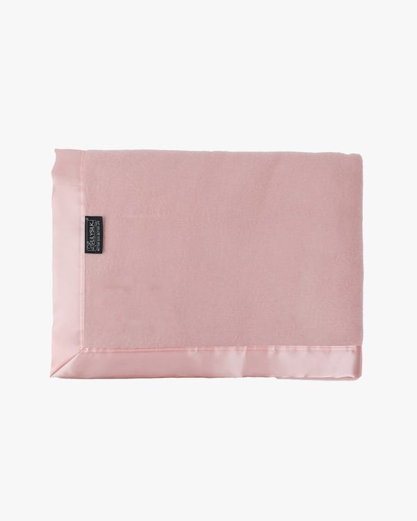 Silke Filt Med Kort Fiber-hover