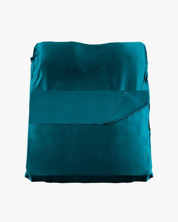Silkesmutsig Sovsäck För Resor-hover