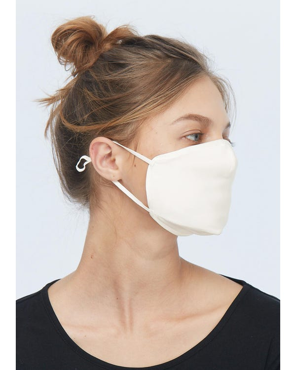 Silk Insertable Mouth Mask And Filter Pads
