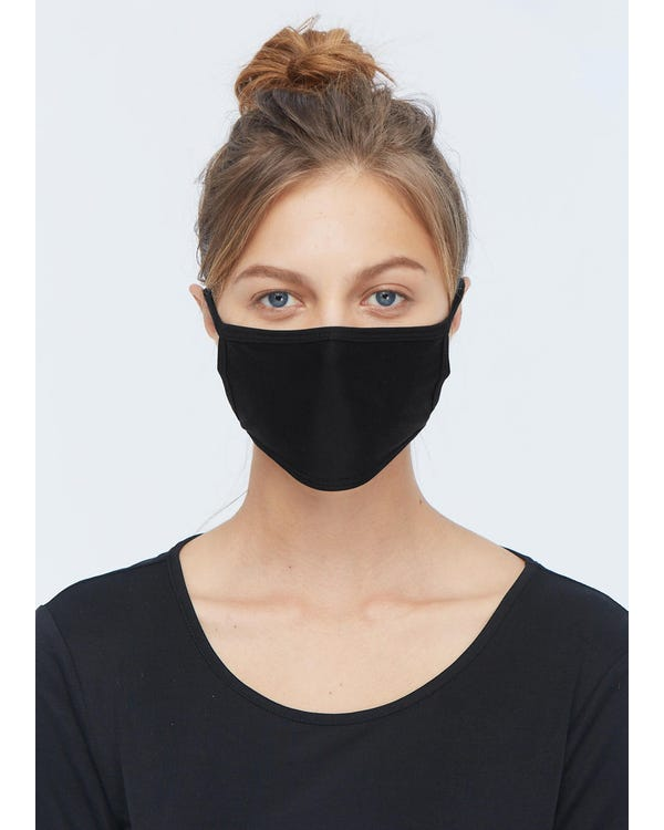 Breathable Pure Silk Face Mask