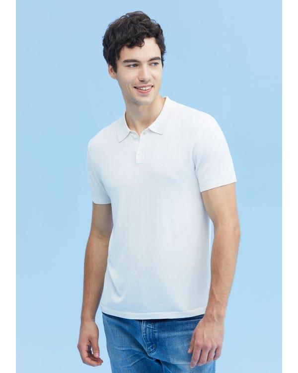 Skön Polo Skjorta För Män