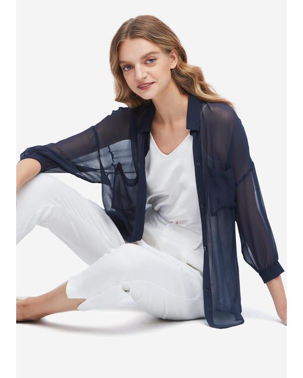 Solskydd Prestanda Ren Silk Ytterkläder