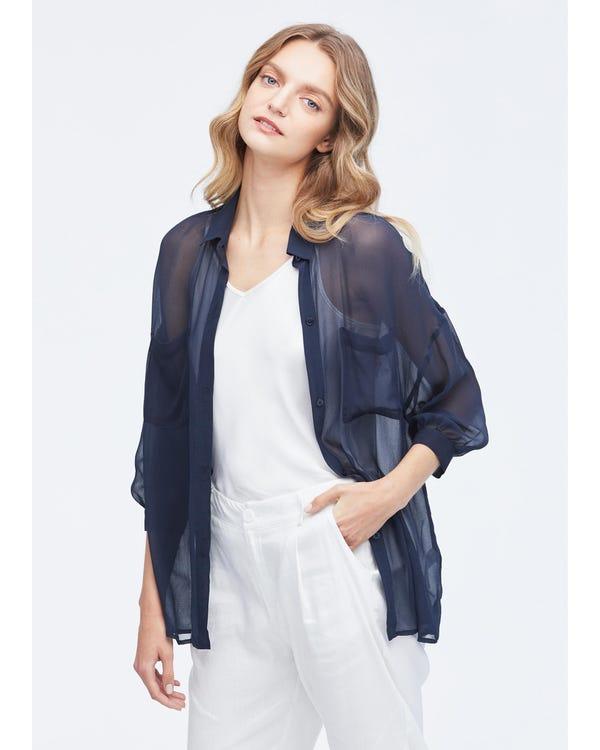 Solskydd Prestanda Ren Silk Ytterkläder-hover